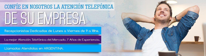 Emprendedor Feliz - Contrató Professional Call Center. El servicio de Asistente Virtual Argentina. Secretaria Virtual.