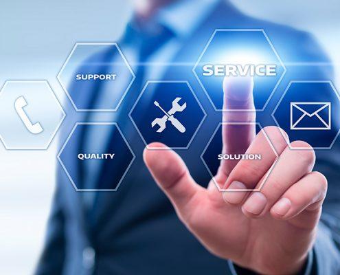 infraestructura tecnológica de un call center para el servicio de secretaria virtual