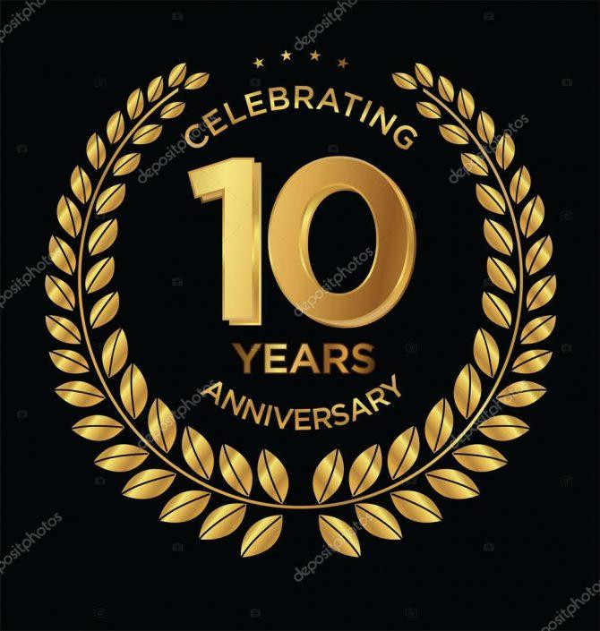 10 años - Los primeros en Argentina