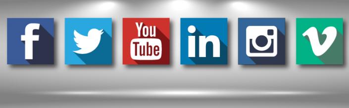 Links a Nuestras Redes - Secretaria Virtual