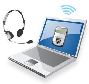 Softphone para nuestro servicio de Central Telefonica Virtual
